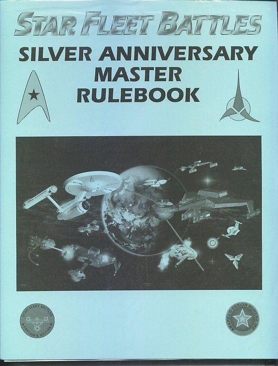Star Fleet Battles Silver Anniversary Master Rulebook