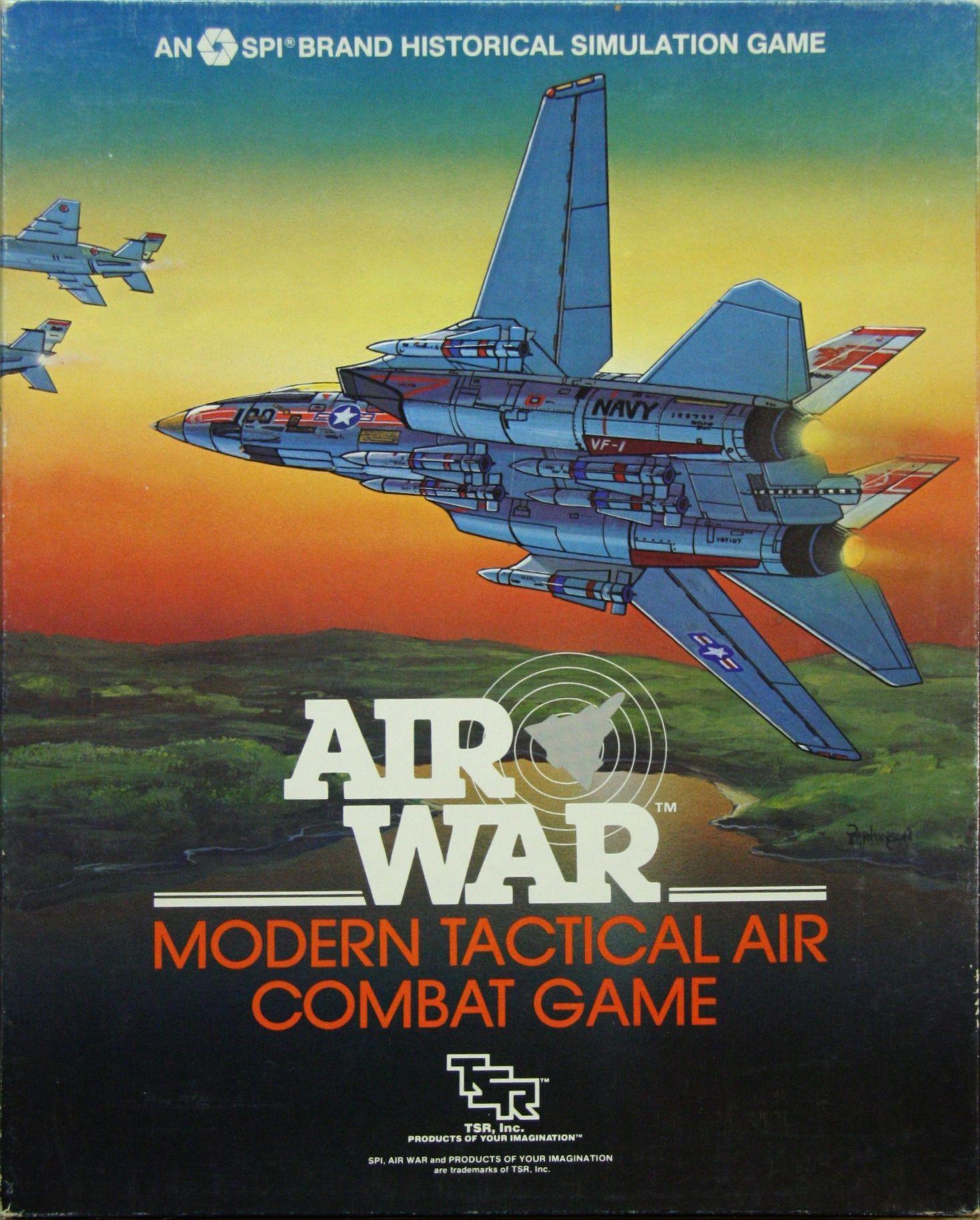 Air War: Modern Tactical Air Combat