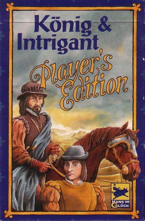 El Grande: König & Intrigant – Player's Edition