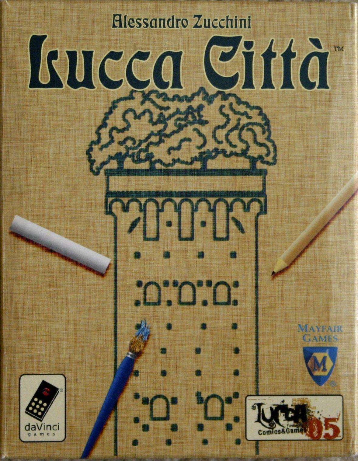 Lucca Città