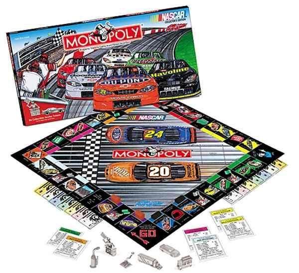 Monopoly: NASCAR