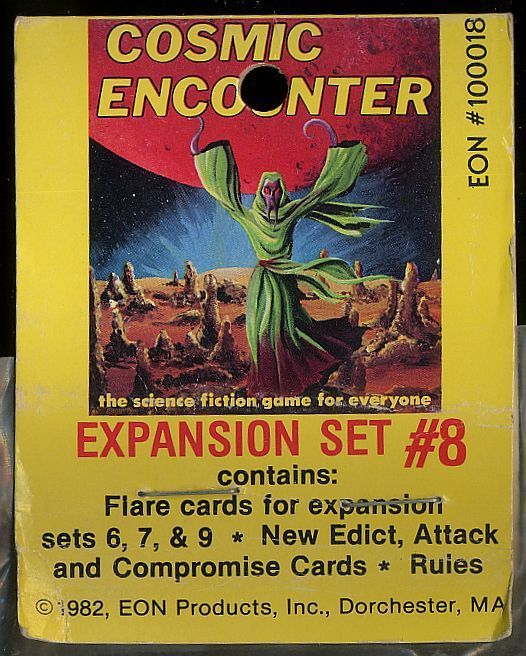 Cosmic Encounter: Expansion Set #8