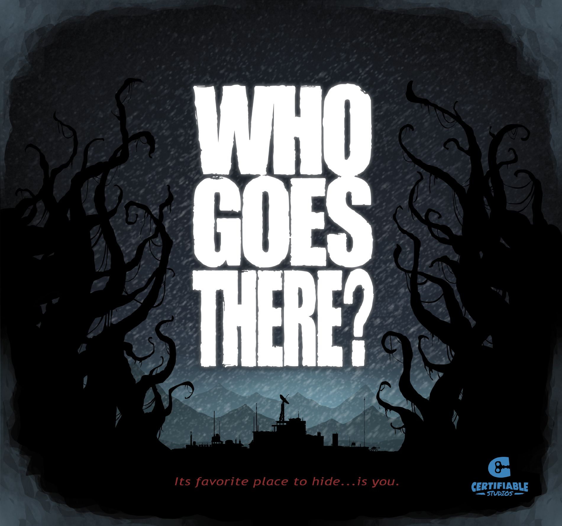 Main image for Who Goes There?
