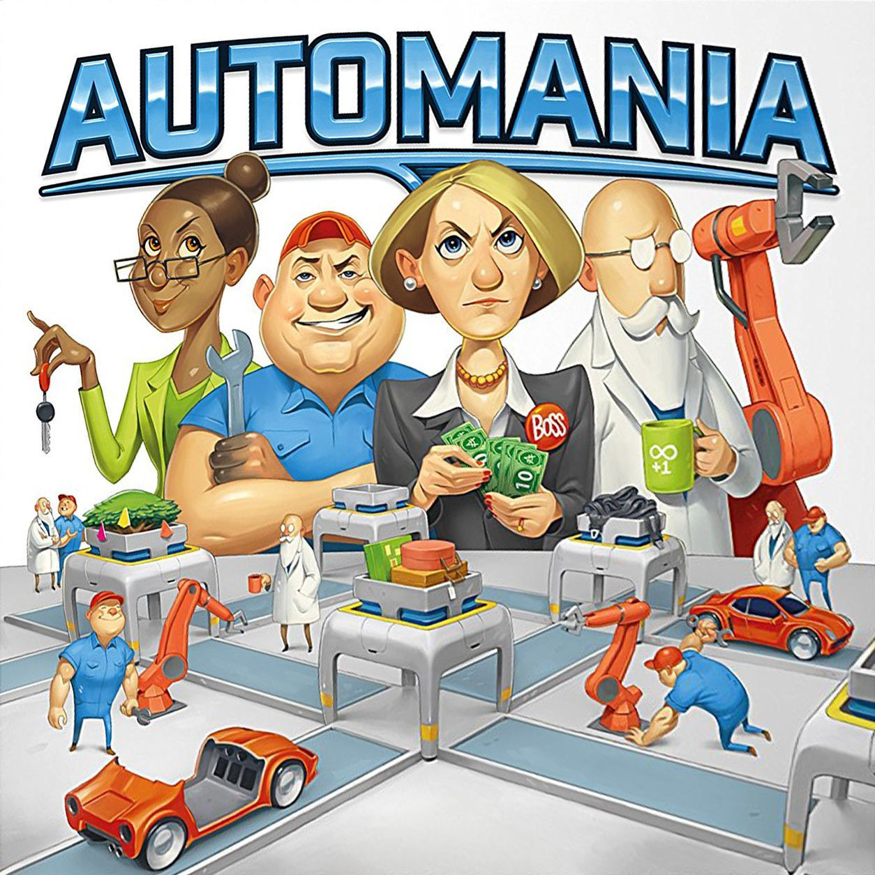 Main image for Automania board game