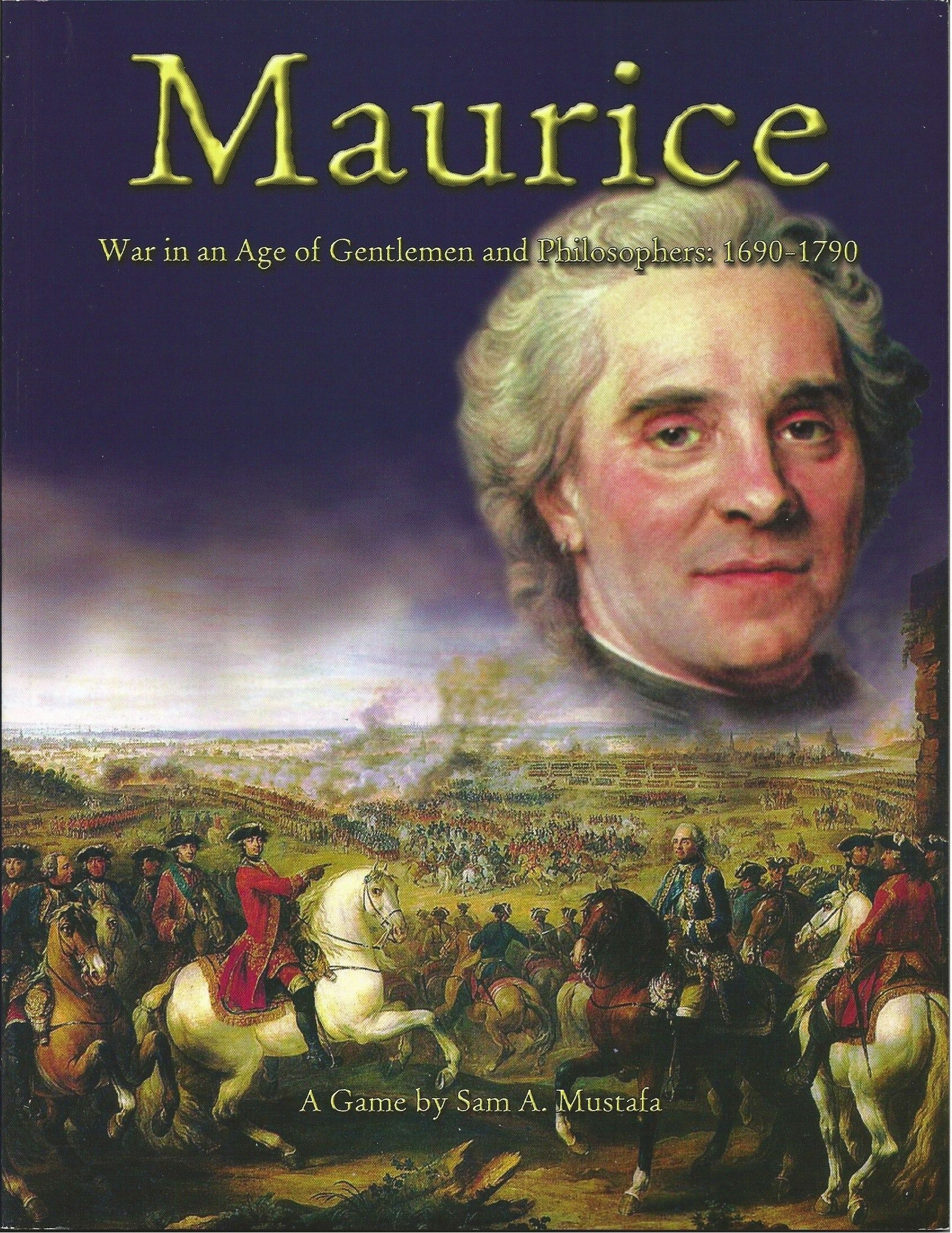 Maurice: War in an Age of Gentlemen and Philosophers – 1690-1790