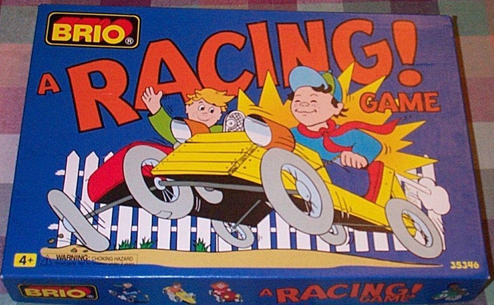 A Racing Game!