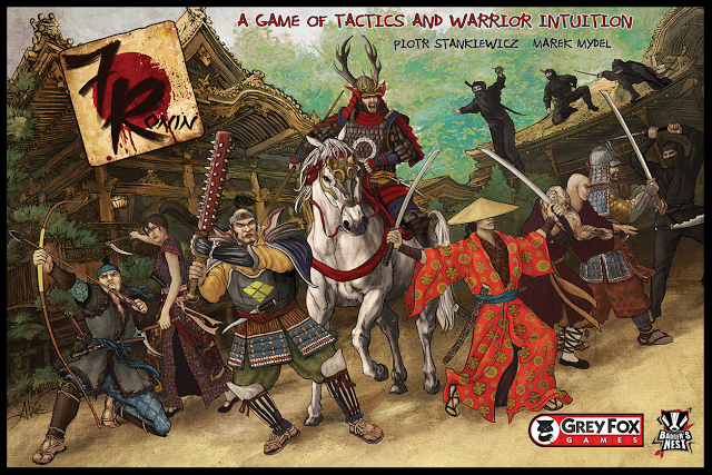 Main image for 7 Ronin board game