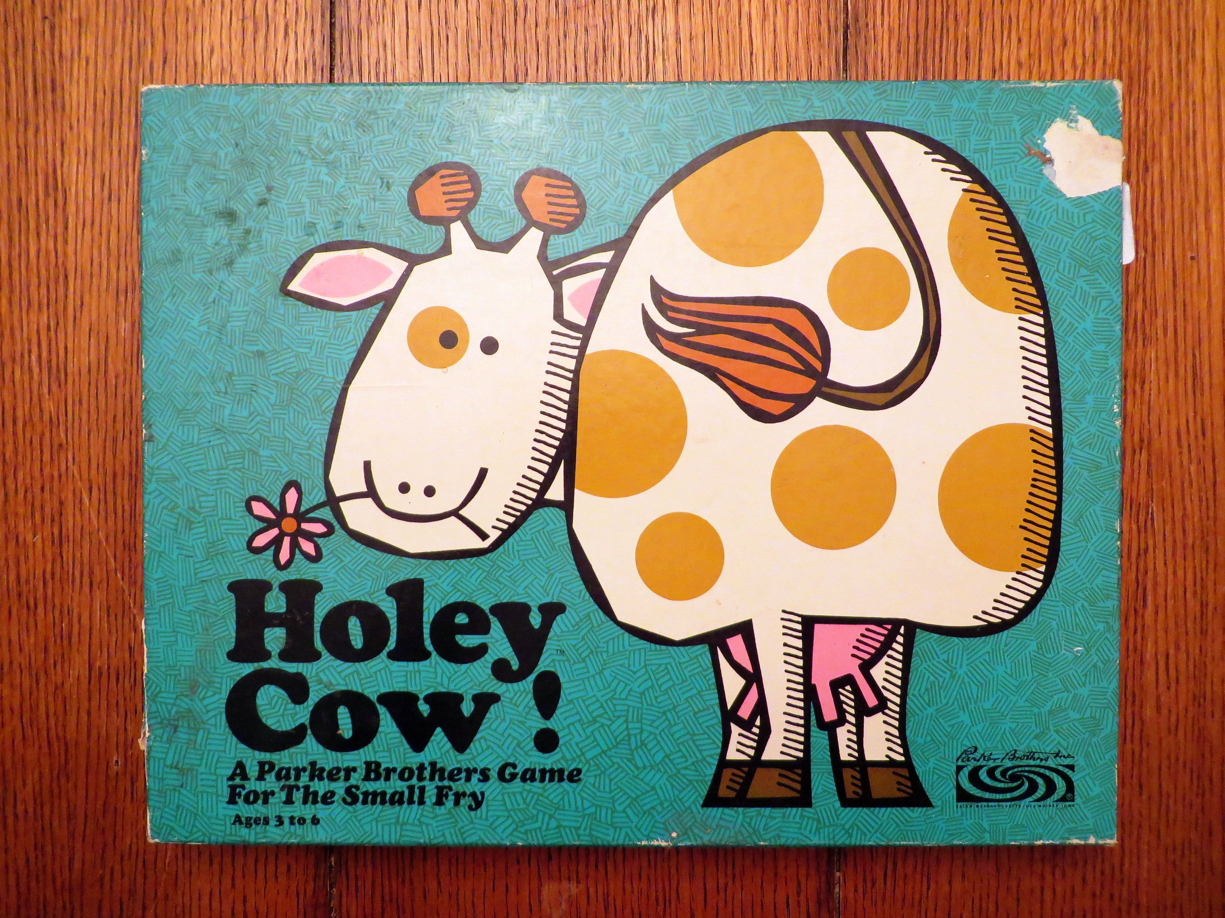 Holey Cow