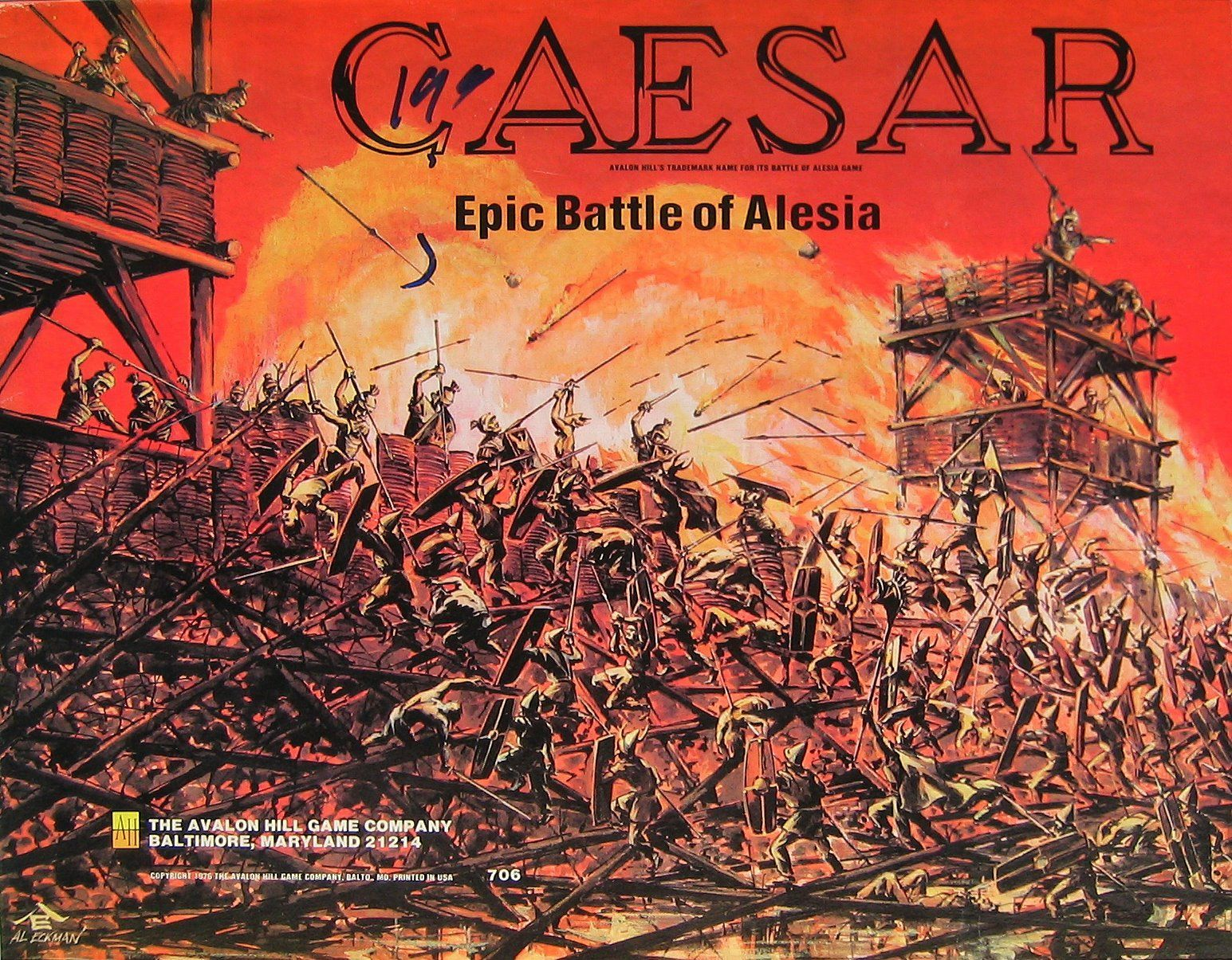 Caesar: Epic Battle of Alesia