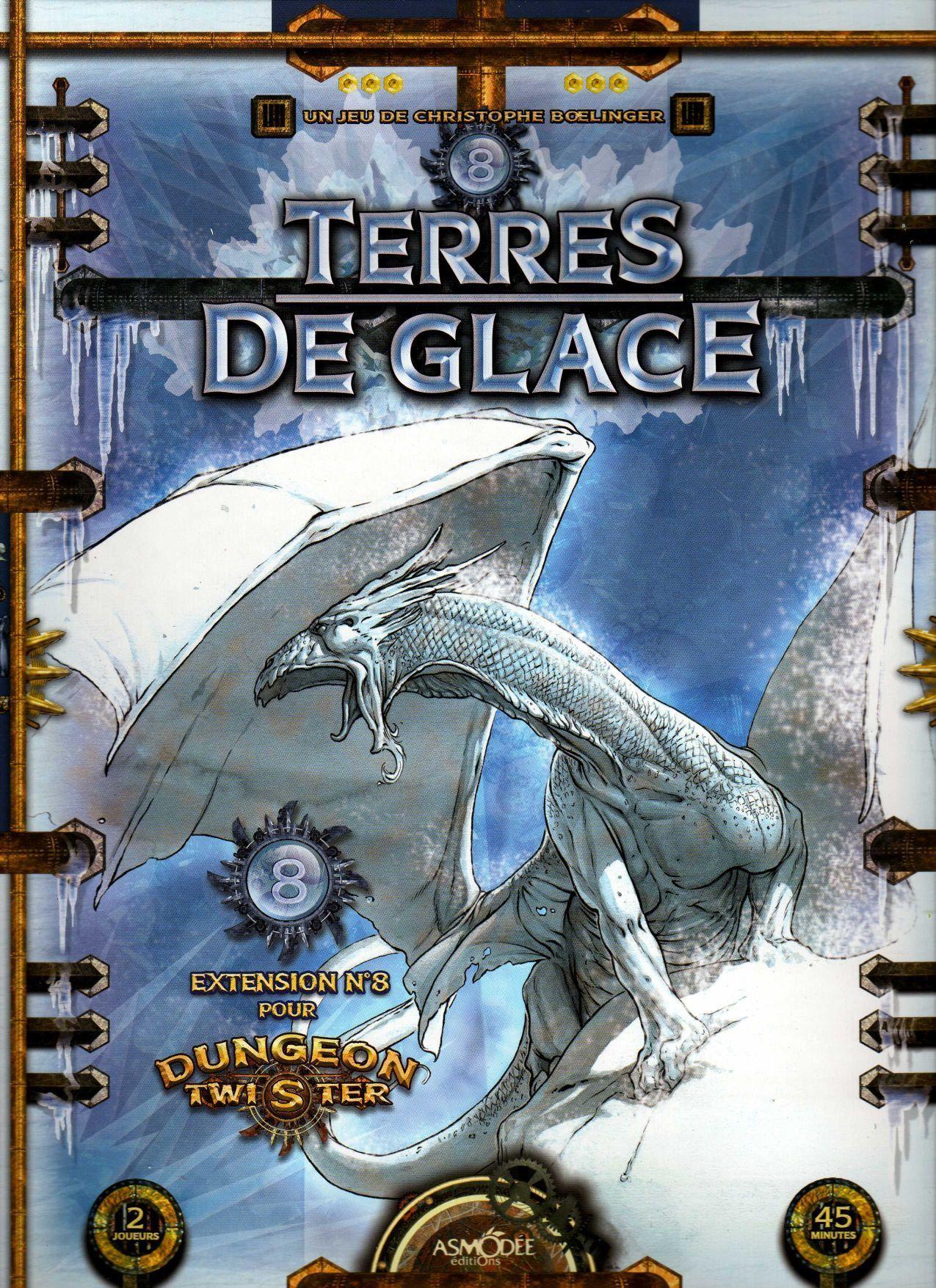 Dungeon Twister: Terres de Glace