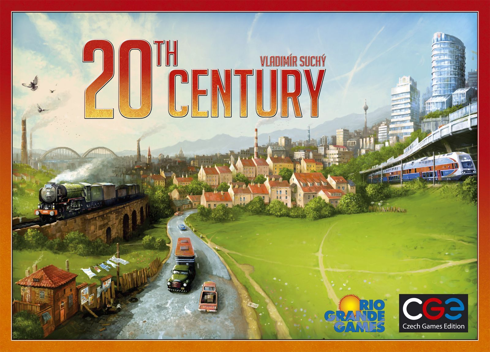 Main image for 20th Century board game
