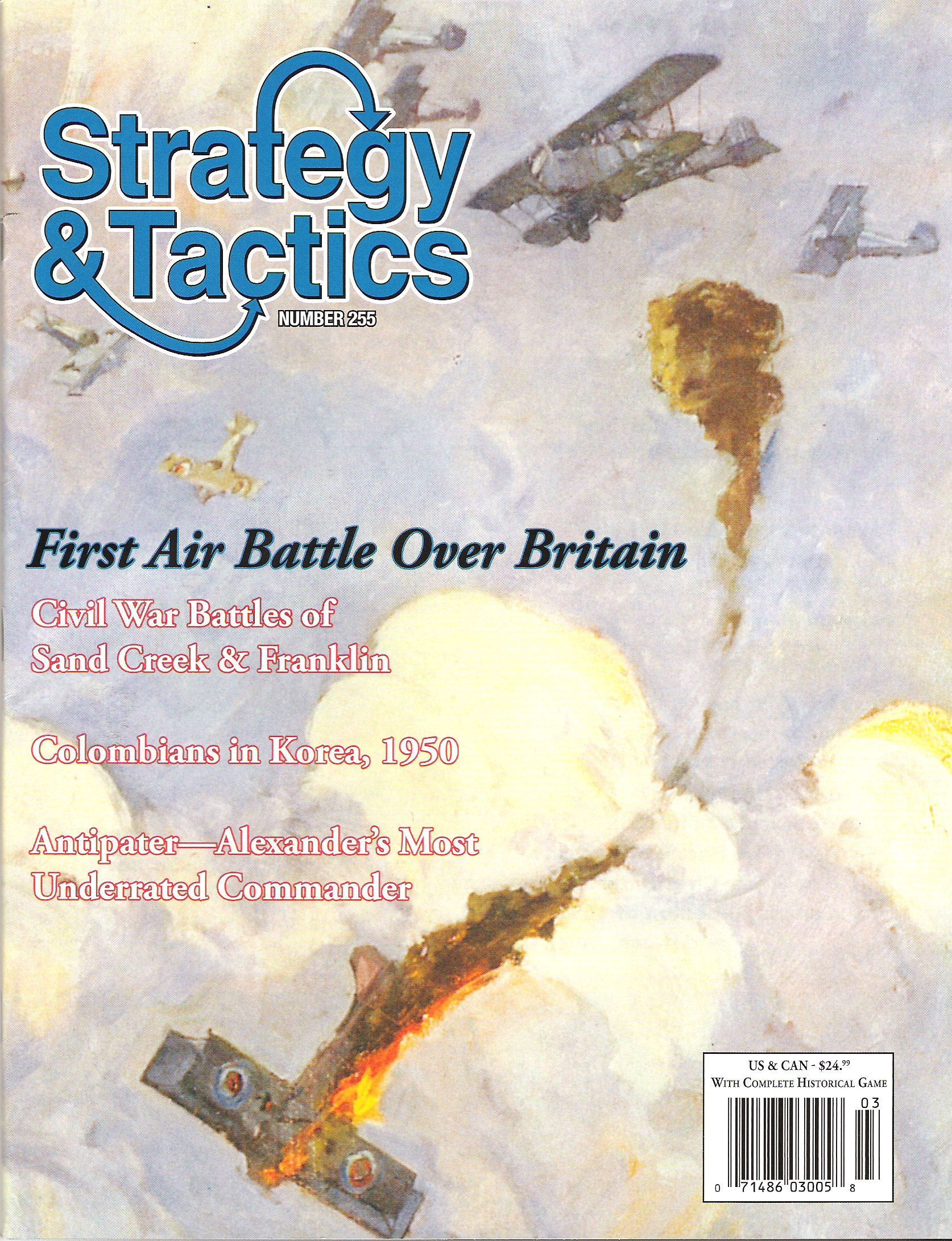 First Battle of Britain: The Air War Over England, 1917-18