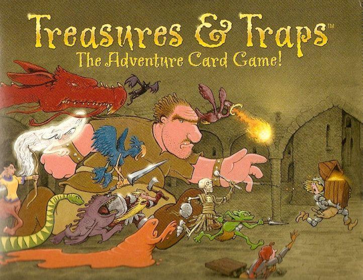 Treasures & Traps