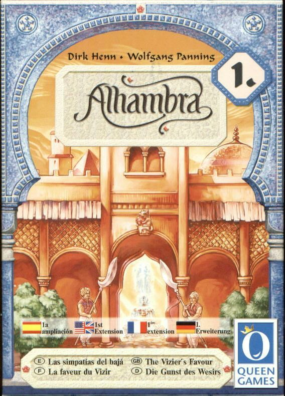 Alhambra: The Vizier's Favor