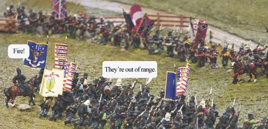 Ground/figure scale in miniature rules | Wargames