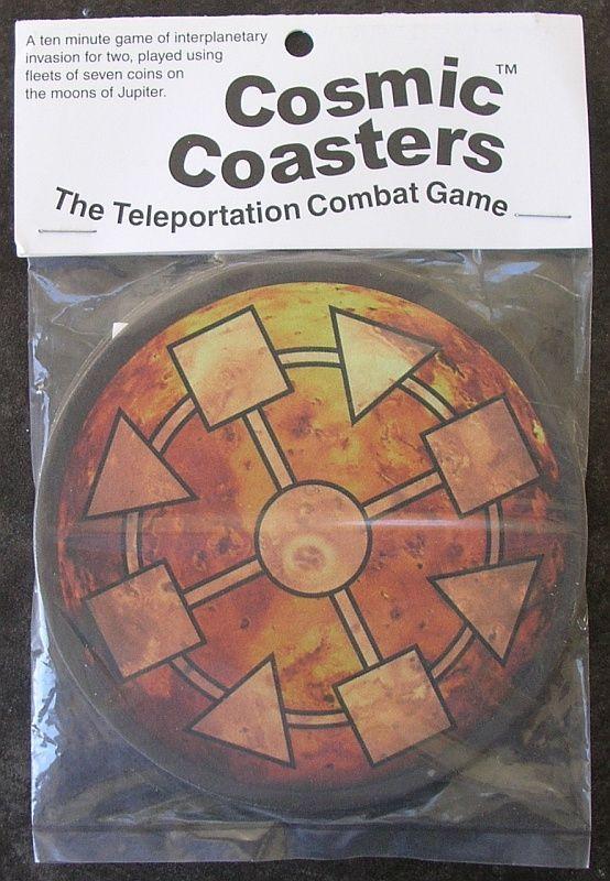 Cosmic Coasters