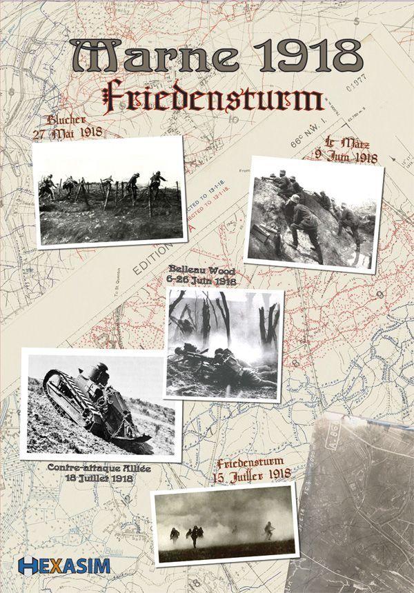 Marne 1918: Friedensturm