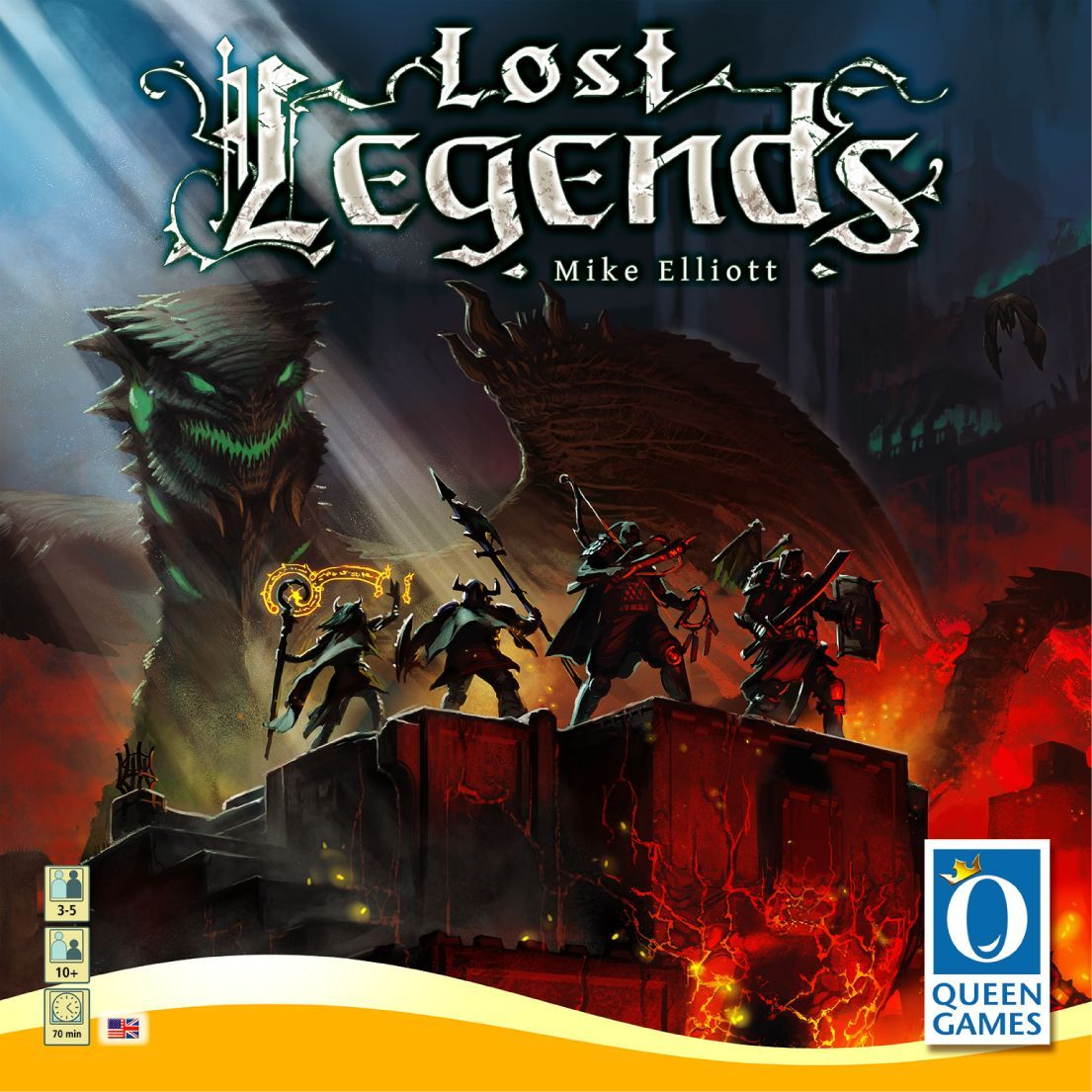 Main image for Lost Legends