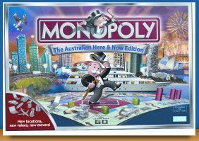 Monopoly: Australian Here and Now