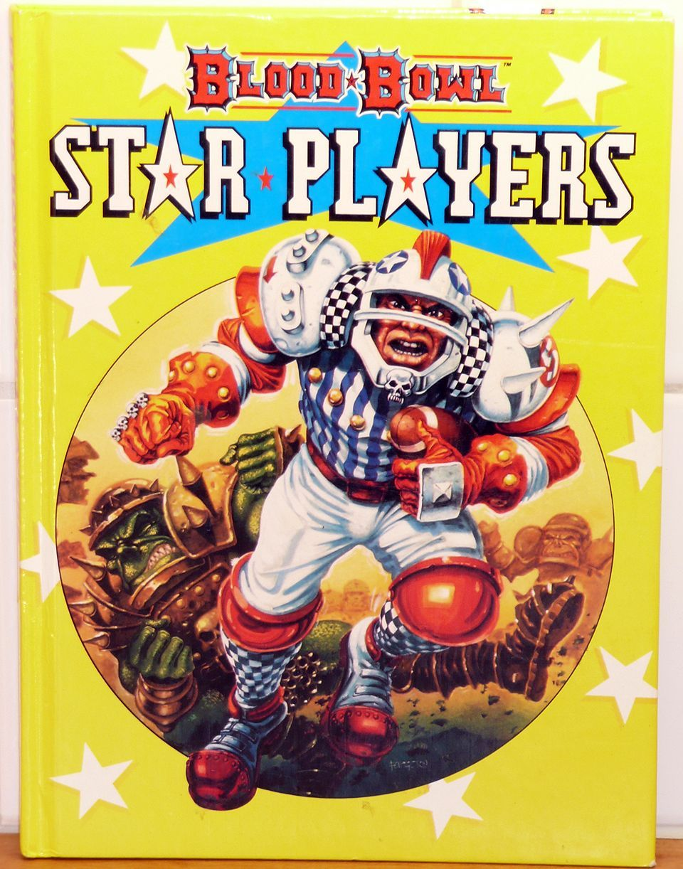 Blood Bowl Star Players