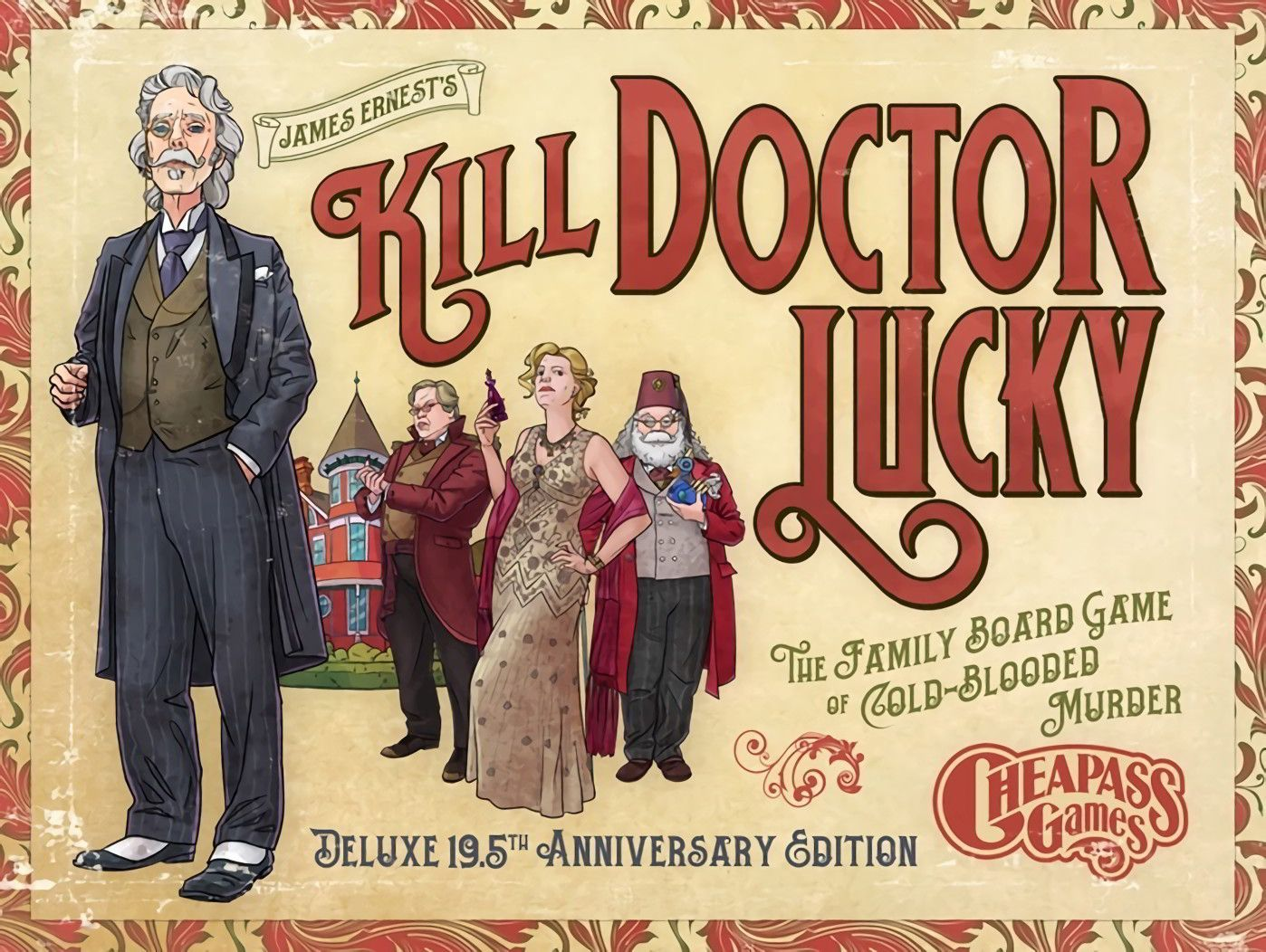 Main image for Kill Doctor Lucky