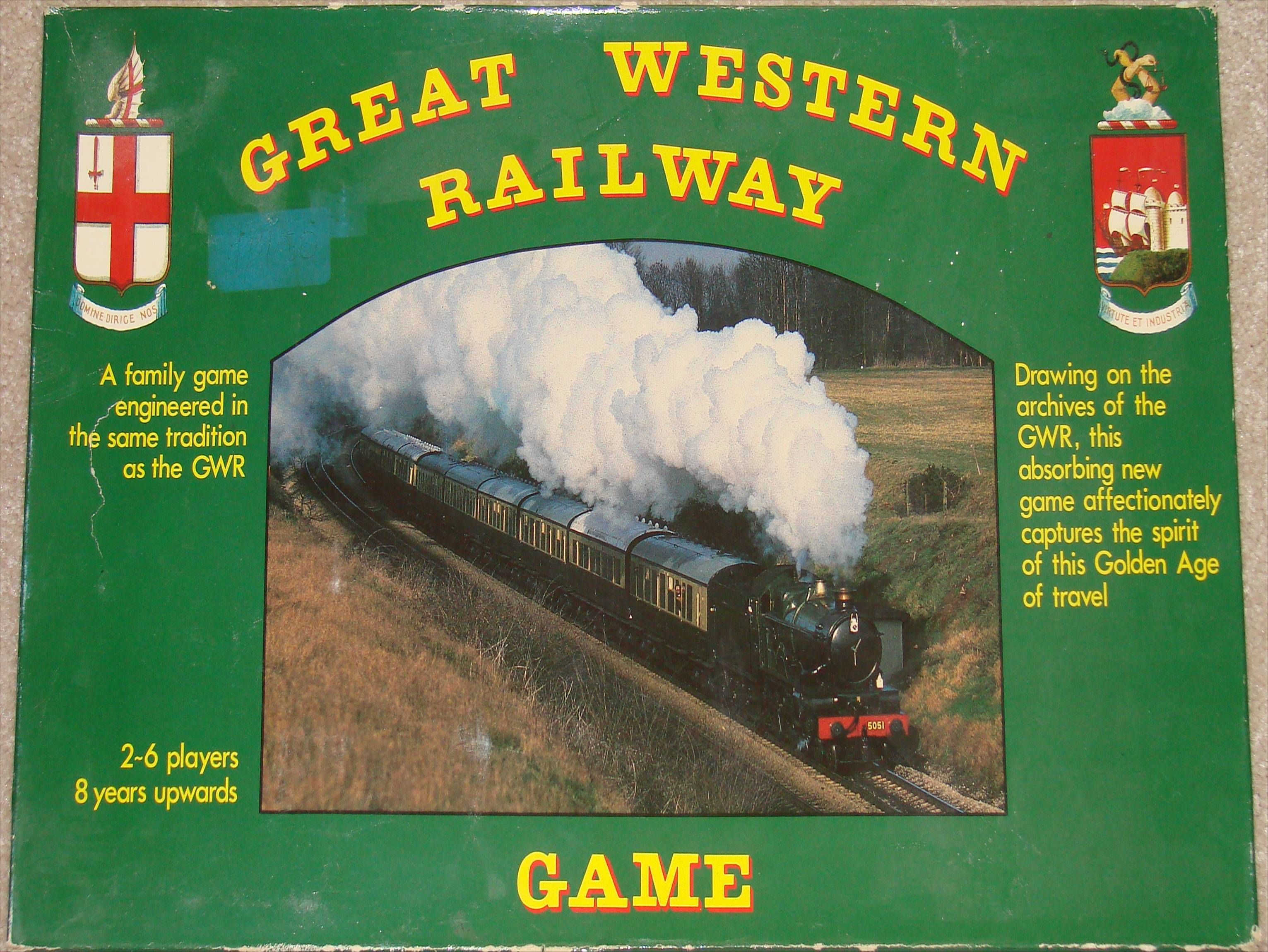 Great Western Railway Game