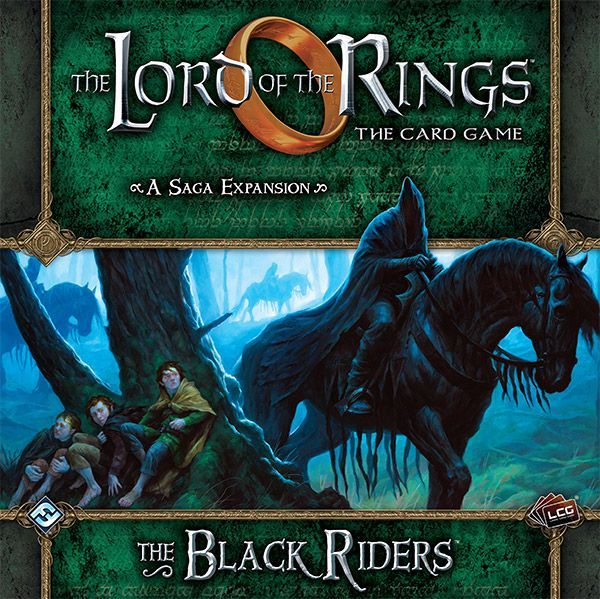 The Lord of the Rings: The Card Game – The Black Riders