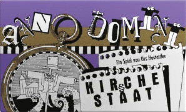 Anno Domini: Kirche & Staat