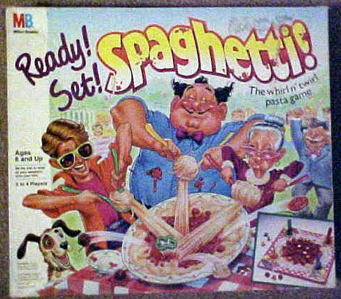 Ready! Set! Spaghetti!