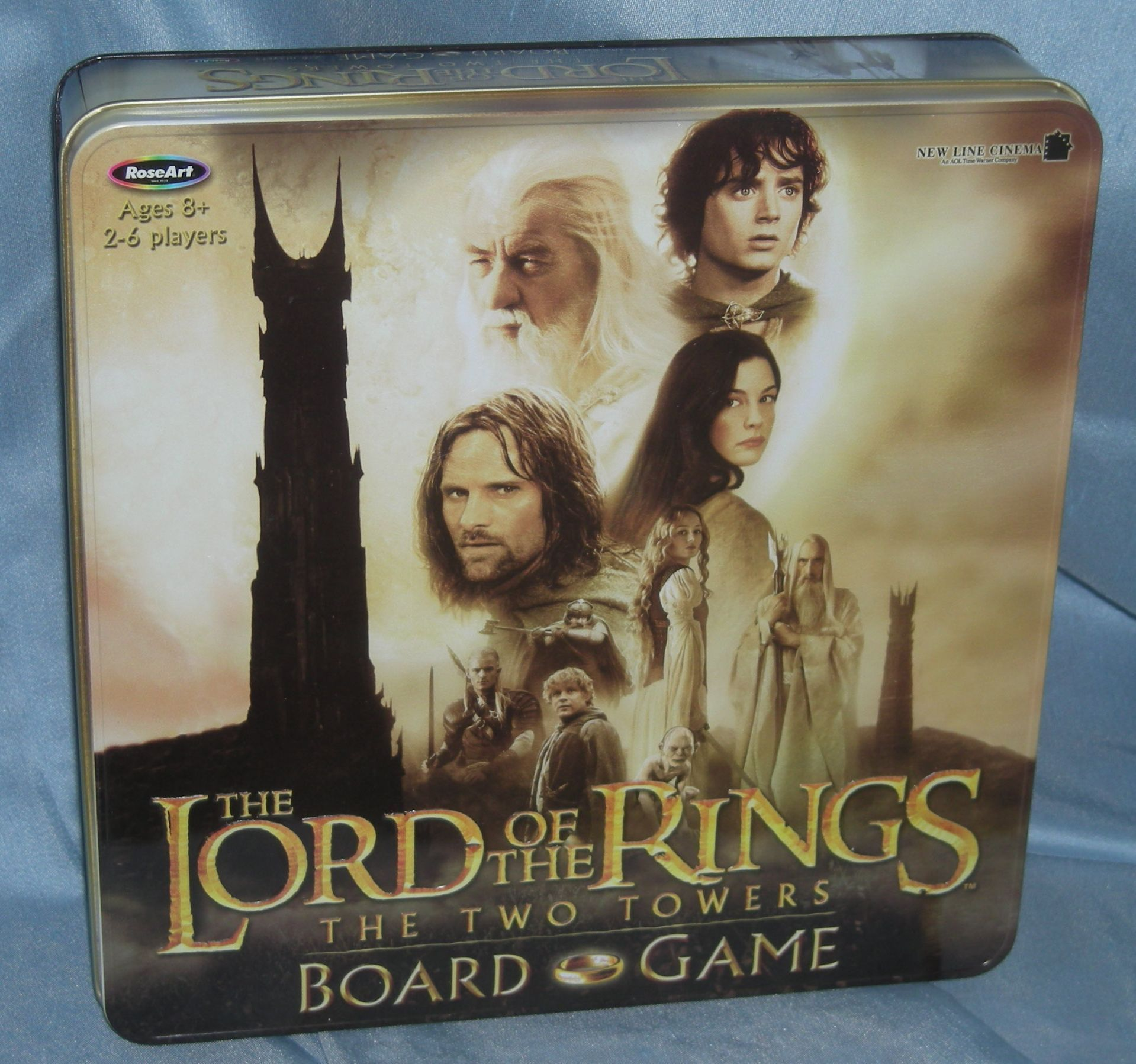 The Lord of the Rings: The Two Towers Board Game