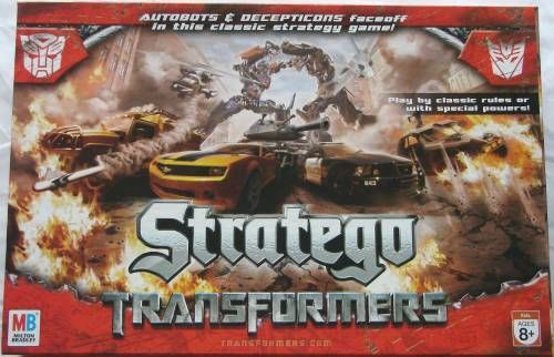 Stratego: Transformers