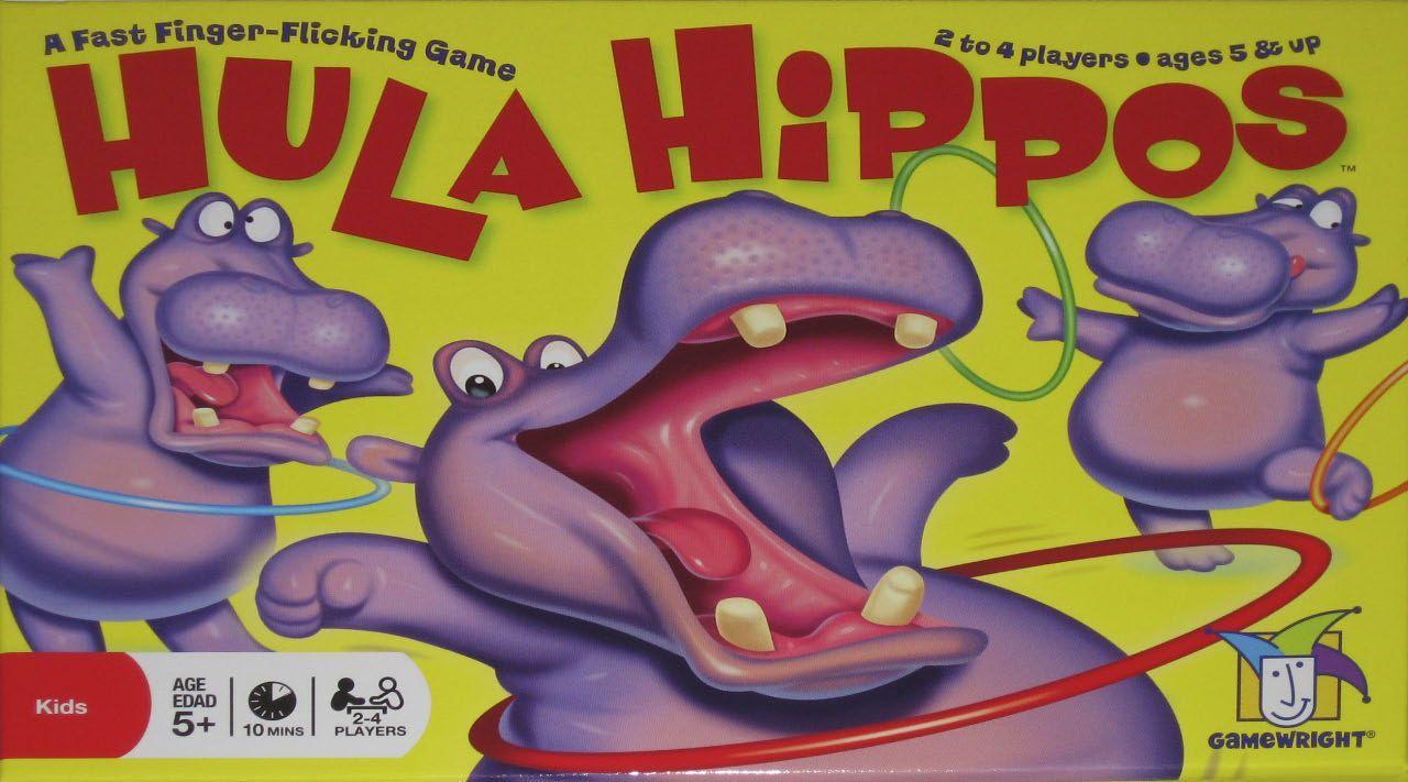 Hula Hippos