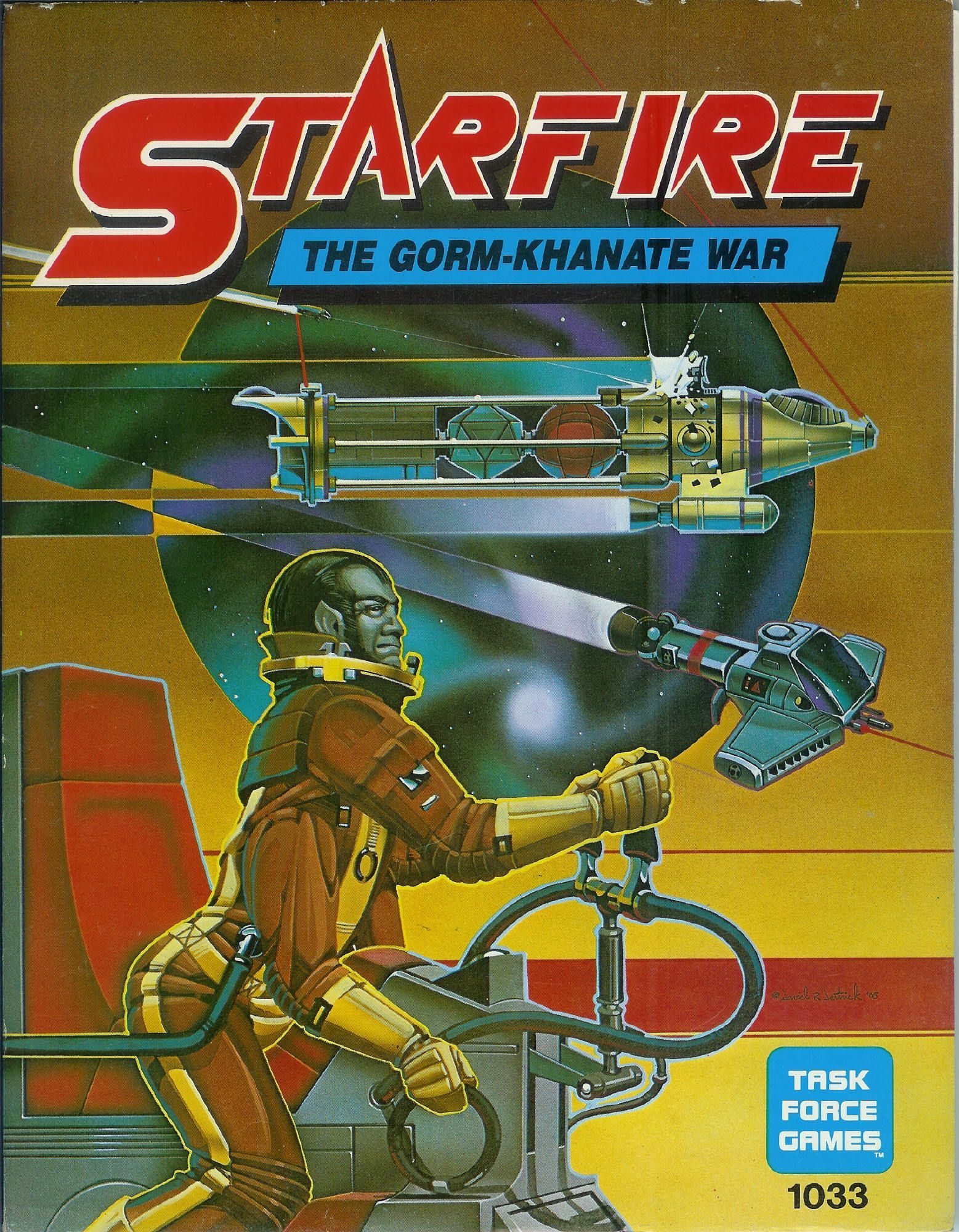 Starfire, The Gorm-Khanate War