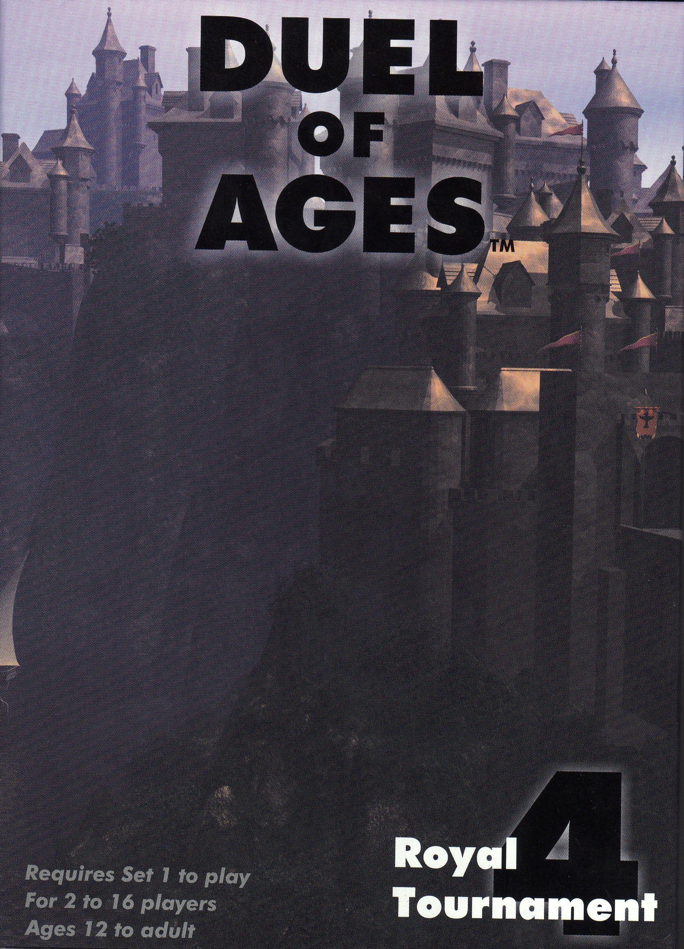 Duel of Ages Set 4: Royal Tournament