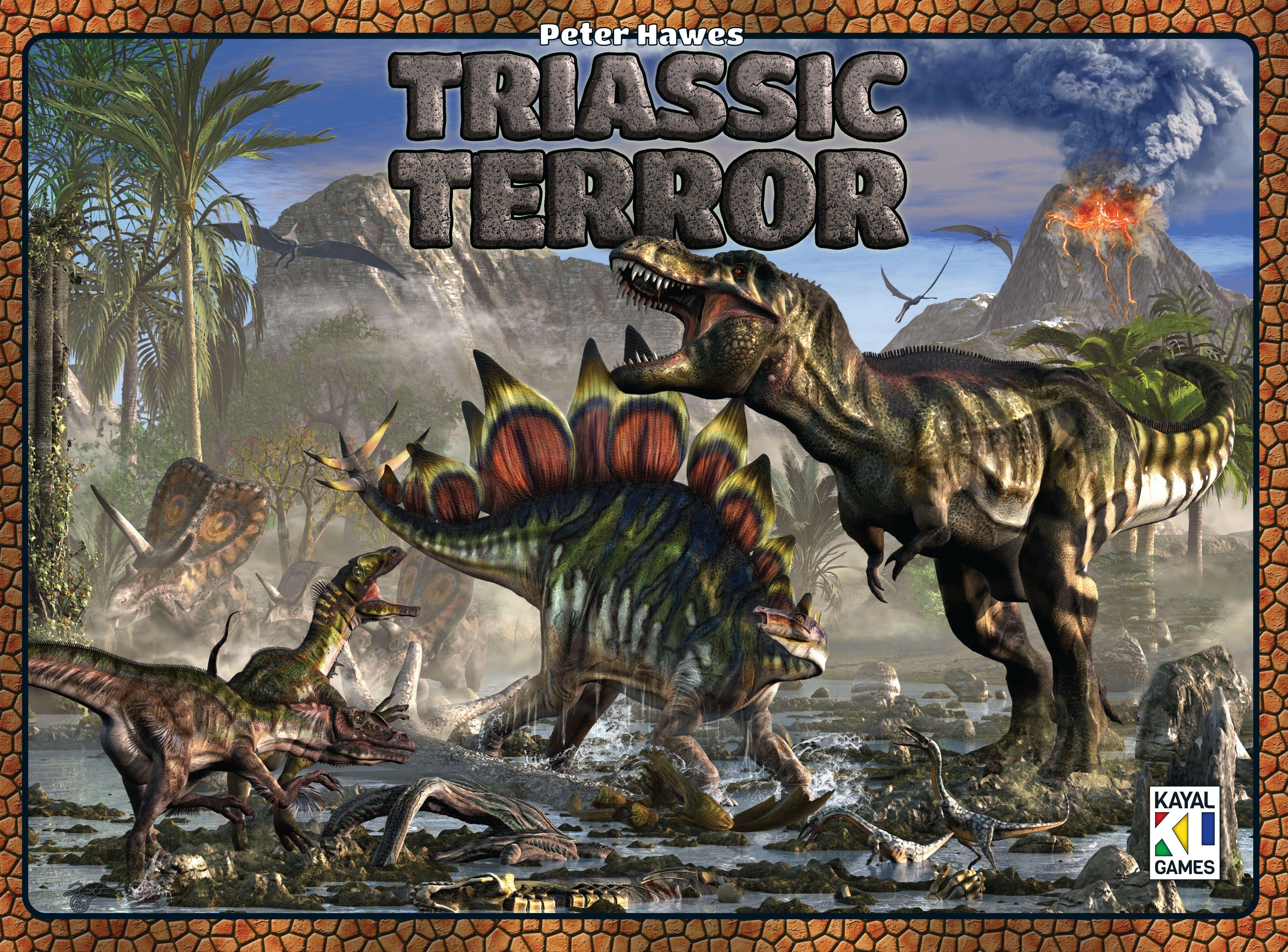 Main image for Triassic Terror