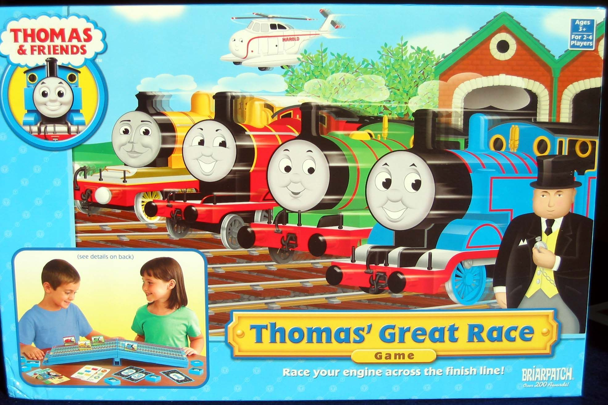 Thomas' Great Race Game