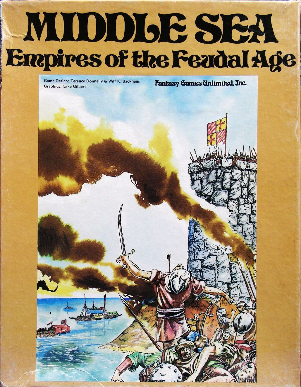 Middle Sea: Empires of the Feudal Age