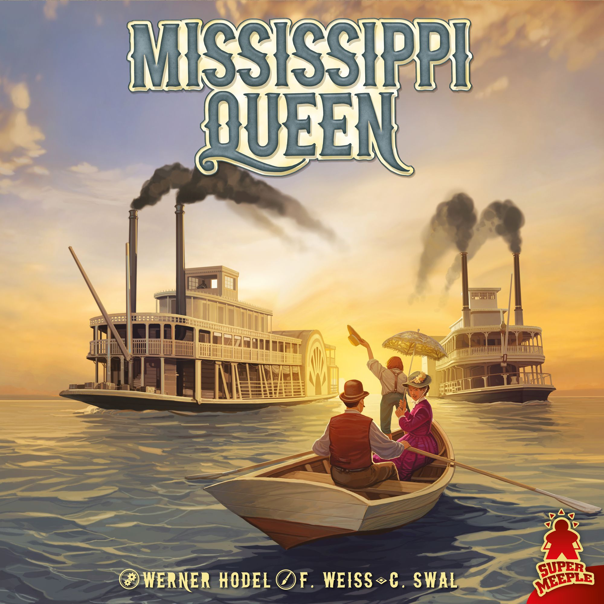 Cover Mississippi Queen