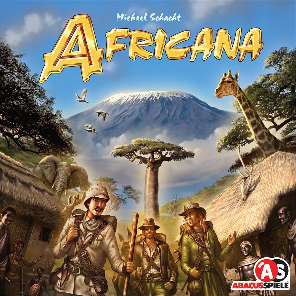 Main image for Africana board game