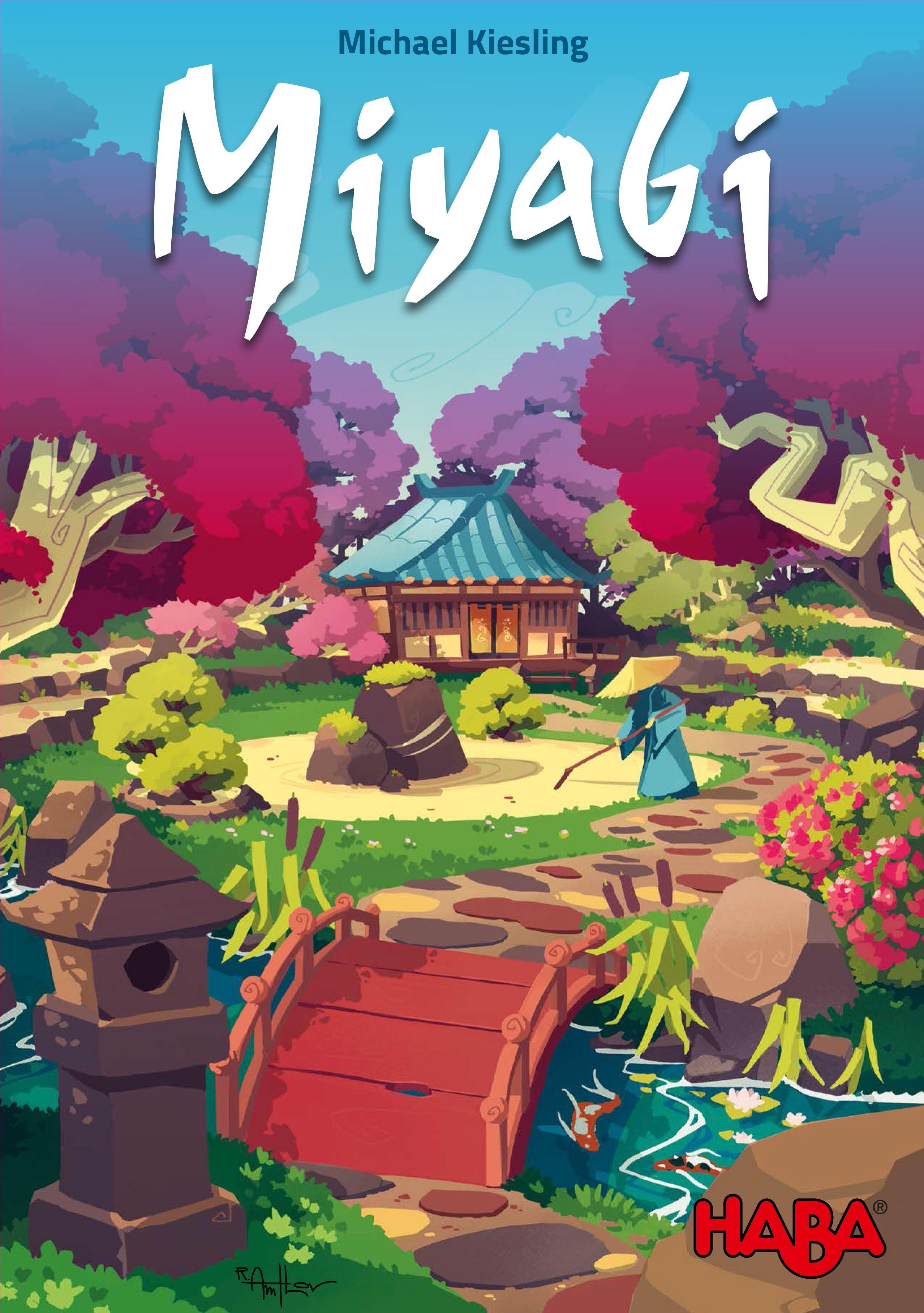 Top juegos familiares 2019  - Miyabi
