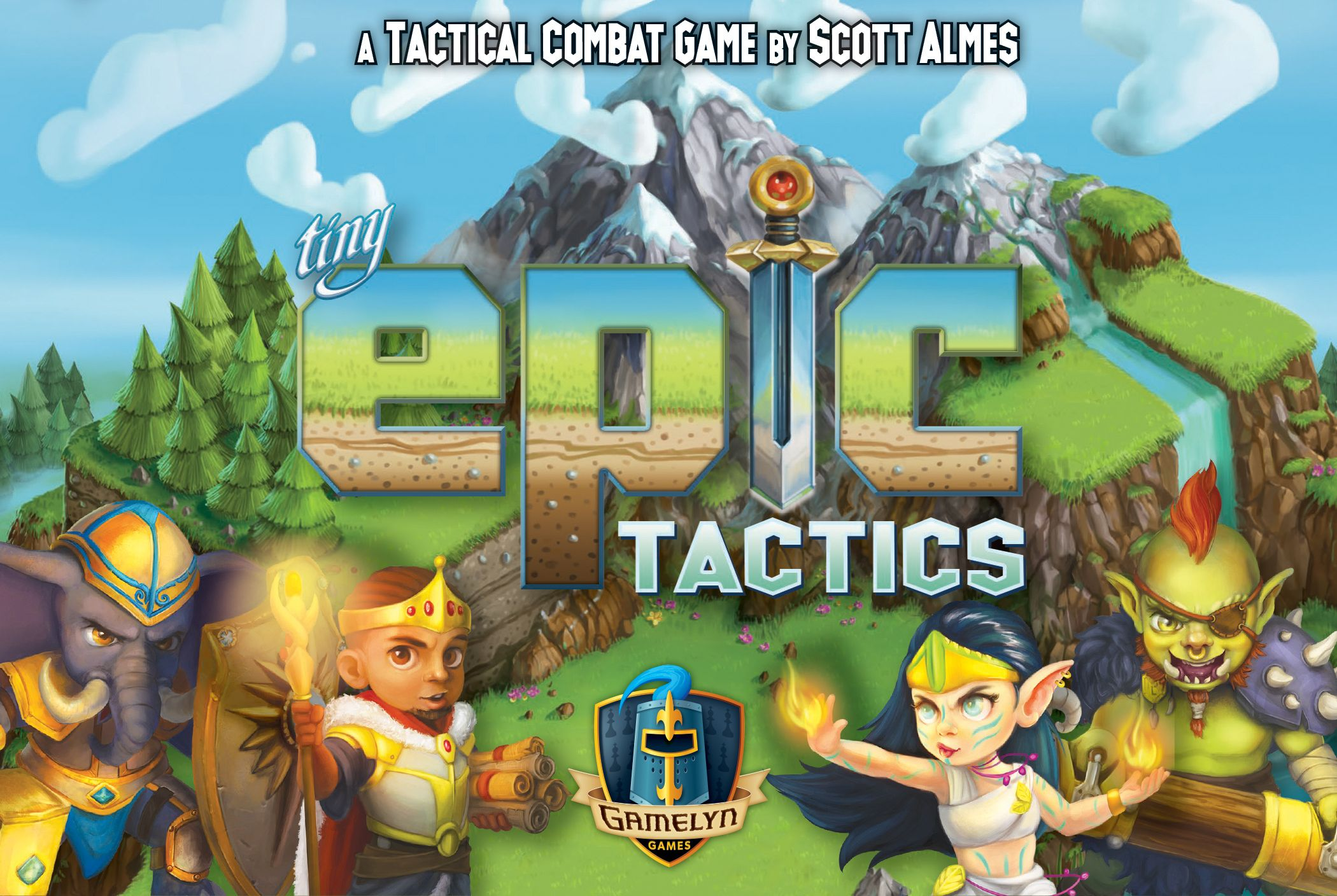 Main image for Tiny Epic Tactics