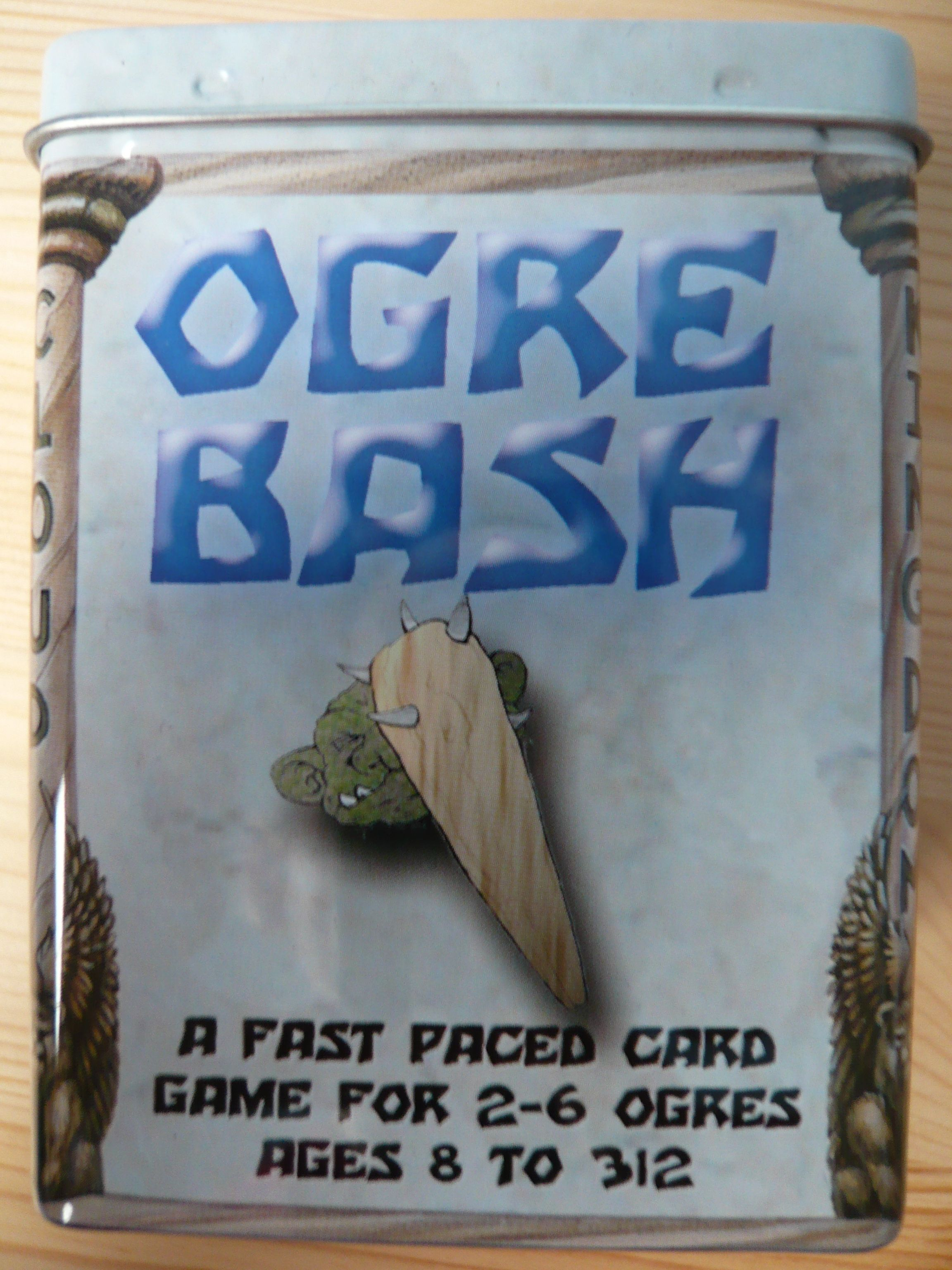 Ogre Bash