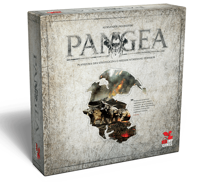 Pangea - Portada