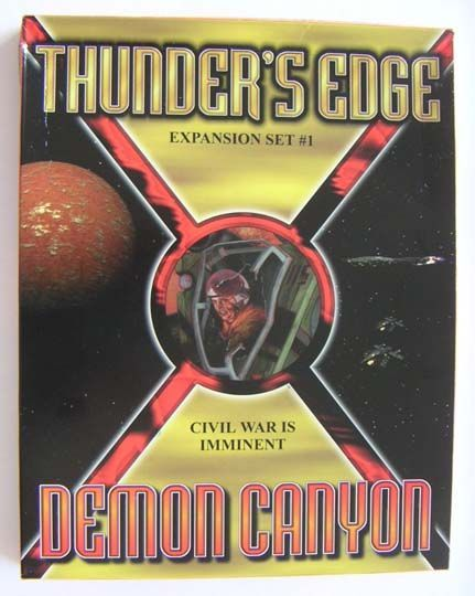 Thunder's Edge: Demon Canyon