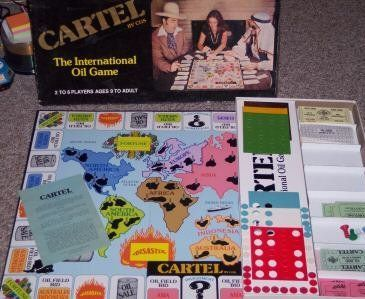 Cartel: The International Oil Game