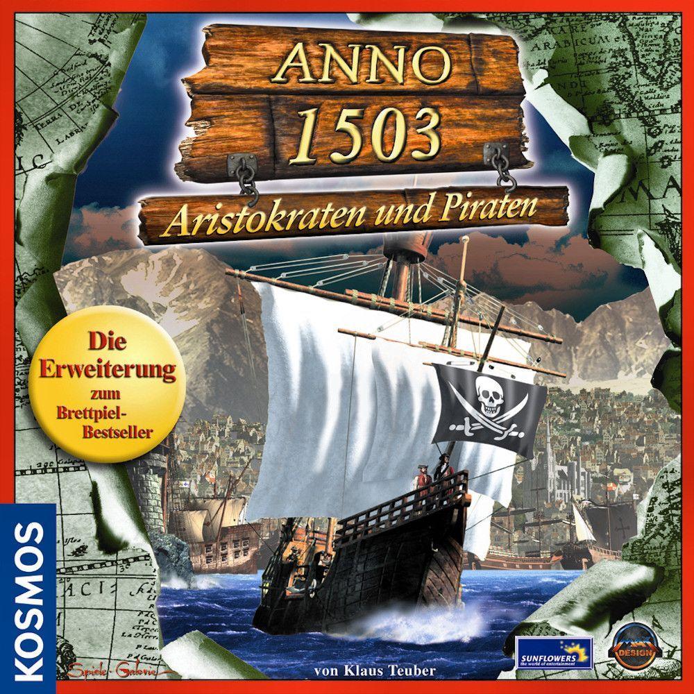 Anno 1503: Aristokraten und Piraten