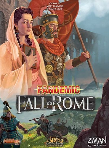 Main image for Pandemic: Fall of Rome