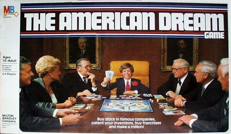 The American Dream Game