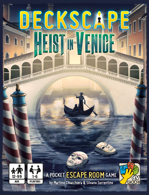 Main image for Deckscape: Heist in Venice