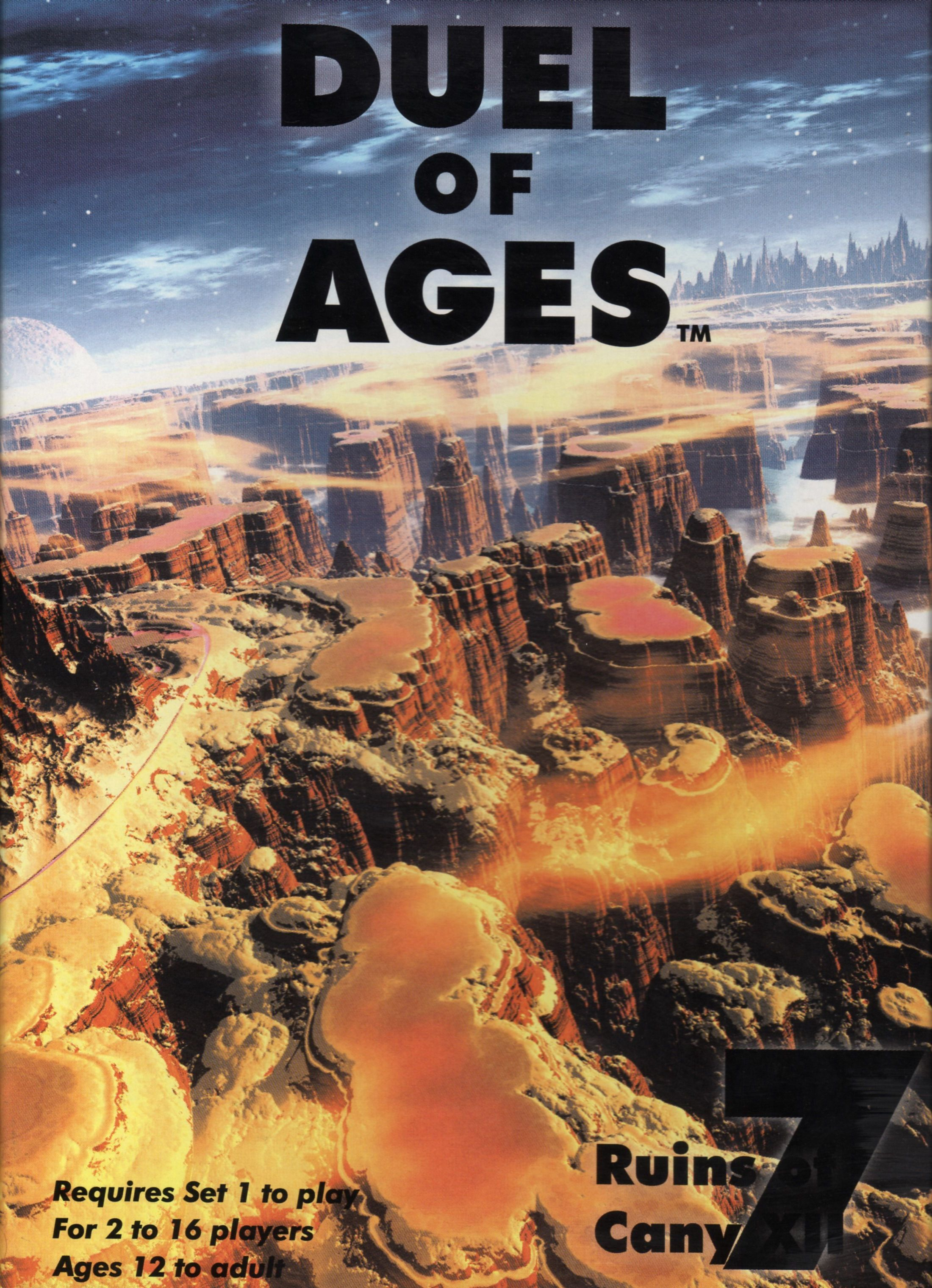 Duel of Ages Set 7: Ruins of Cany XII